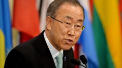 Шефът на ООН осъди искането на Запада, че Асад трябва да си ходи