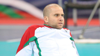 Любомир Агонцев се присъедини към шампионите от Нефтохимик