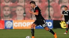 Галин Иванов е избрал да бъде лоялен към Славия