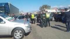 Шест гранични пункта блокирани от протести на превозвачите