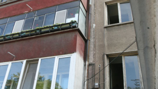 Спряха опасен строеж в столицата