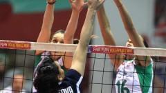 """Българските волейболистки с реален шанс за трето място в група """"А"""" на Евроволей"""