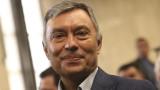 Георги Попов: Ние не искаме фалит на Левски, даваме акциите на Сираков безвъзмездно