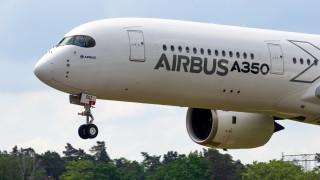 Airbus обяви въглеродния отпечатък на самолетите си