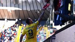Дженоа се спаси от загуба от Сасуоло, Болоня спечели точка в Удине, Аталанта се справи лесно с Емполи