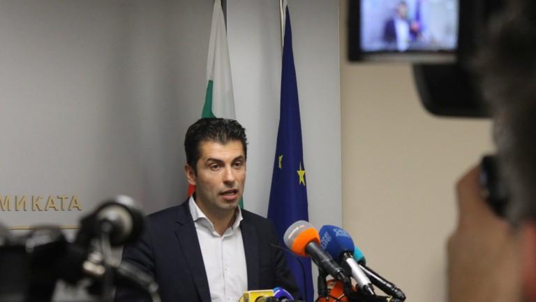 Кирил Петков: Един министър пролет не прави, политиката е отбор
