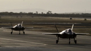 Великобритания се похвали с първа мисия на Ф-35 в Ирак и Сирия