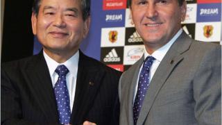 Зико обяви групата на Япония за Световното