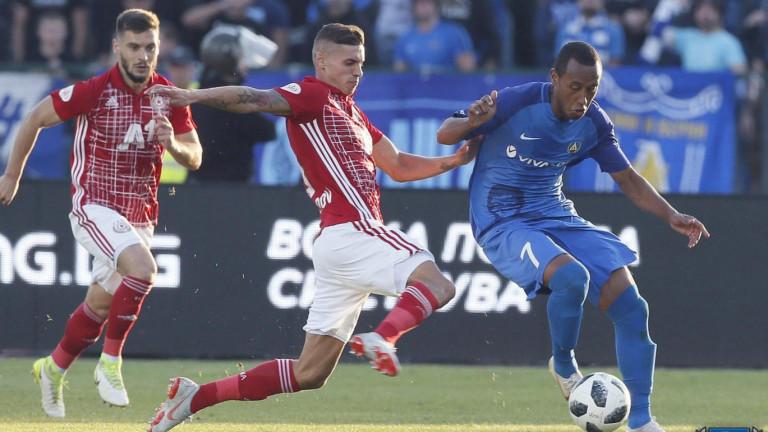 Паулиньо: Левски срещу ЦСКА е класика!