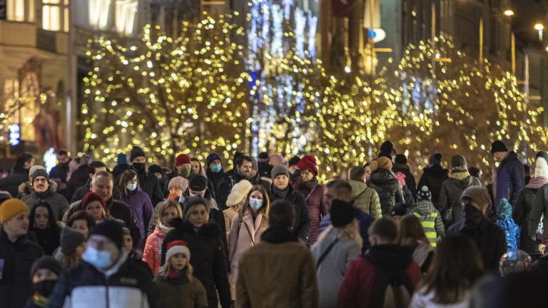 Чехия отново удължава извънредното положение