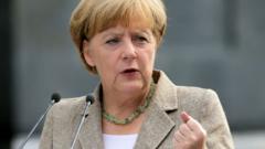 Меркел: Антисемитизмът няма място в Германия