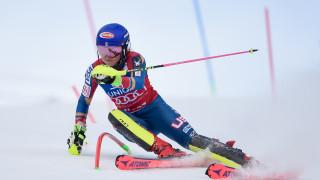 Микаела Шифрин смачка конкуренцията в Лиенц