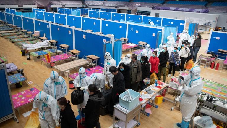 Част от новите случаи на коронавирус в Китай са внесени от чужбина