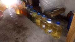 Митничари направиха засада на търговец на нелегален алкохол