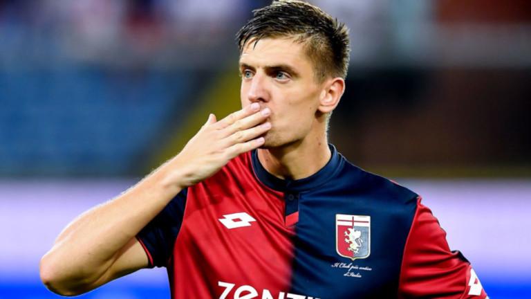 Милан подписа с Кжищоф Пьонтек