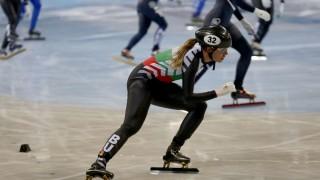Катрин Маноилова завърши 19-а на ЕП по шорттрек