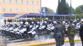 """Спецотрядът """"Делта"""" ще патрулира по улиците в Гърция"""