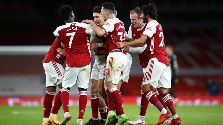 Арсенал и Спортинг (Лисабон) са на финалната права в преговорите