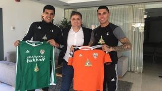 БГ Роналдо подписа с Шахтьор