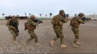 Атентат в Ирак