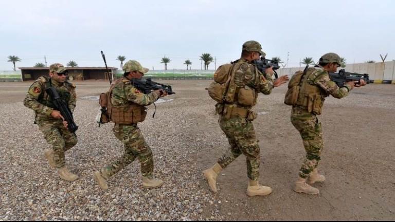 Ирак прави лагер за 30 000 иракчани, върнали се от Сирия