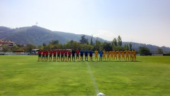 България U19 победи Северна Македония с 1:0