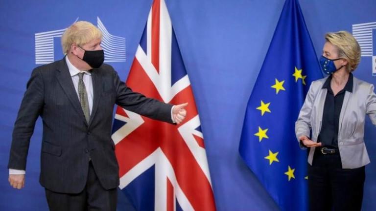 В сряда ЕС и Великобритания ще подпишат споразумението за Брекзит