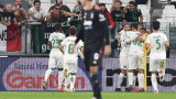 Смразяващ шок в Торино! Сасуоло изпържи Ювентус в 95-та минута