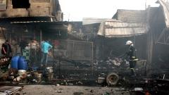 Самоубийствени бомбени нападения в и край Багдад убиха най-малко 20 души
