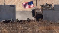 САЩ оборудват бързо нова военна база в североизточна Сирия