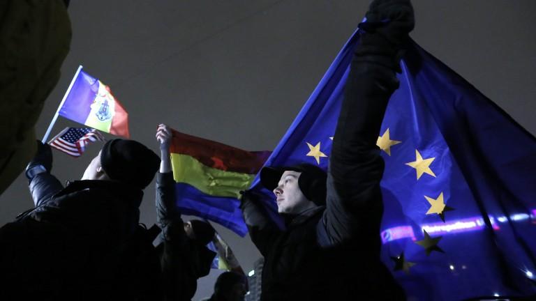 Протести в над 10 румънски града за независима съдебна система