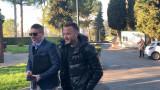 Национал на Косово пристигна за медицински прегледи в Наполи