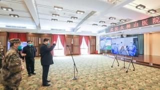 Китай предложи Път на коприната в здравеопазването за обща борба срещу коронавируса