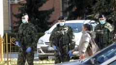 Сърбия разположи армия по границите си за първи път от десетилетие