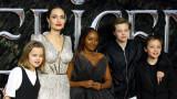 Анджелина Джоли, разводът с Брад Пит и позицията на Мадокс и Шайло