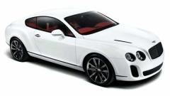 Bentley Continental Supersports ще се появи в Женева