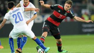 Победи за Германия, Англия и Франция