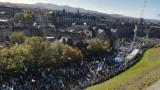 Най-дръзката и голяма демонстрация за независимост в историята на Шотландия