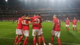 Бенфика победи Динамо (Загреб) с 3:0 след продължения в Лига Европа
