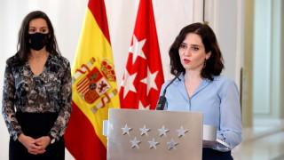 Мадрид отива на предсрочни избори след разрив в коалицията