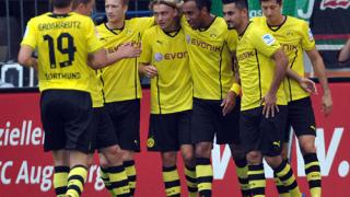 Борусия продължава за Купата на Германия след гол в края