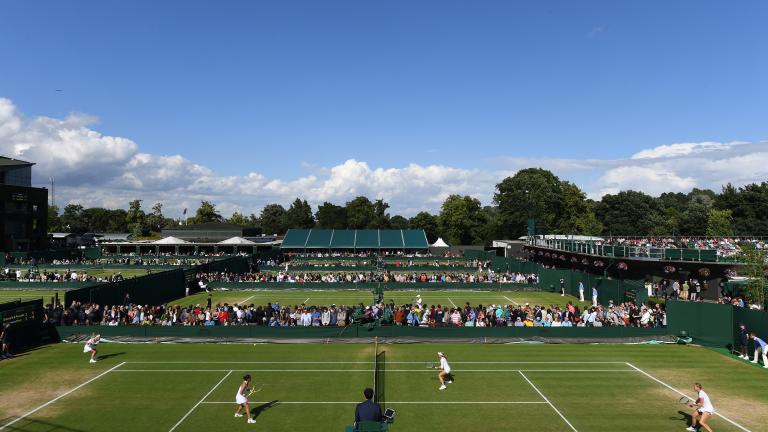 Британската тенис асоциация отпуска 20 милиона лири