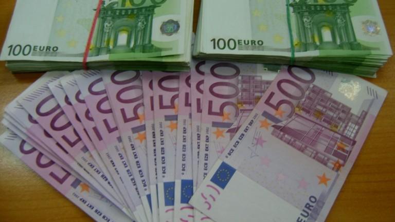 """Иззеха 70 000 недекларирани евро на МП """"Калотина"""""""