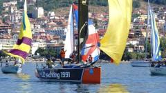 Отбори от Бургас и Варна превзеха регатата в Морската ни столица
