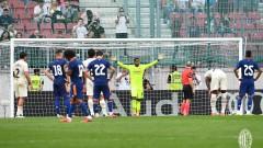 Реал и Милан не се победиха в звездна контрола