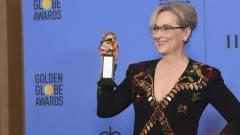 "Организаторите на наградите ""Златен глобус"" подкрепиха Мерил Стрийп"