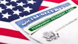 """САЩ могат да започнат да отказват """"зелени карти"""" на имигранти, търсещи социална помощ"""