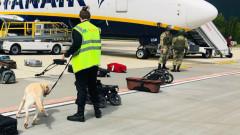В Швейцария заявиха, че полетът на Ryanair е заплашен с бомба след обръщането му към Минск