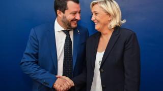 Салвини нарочи Юнкер и Московиси за истинските врагове на Европа