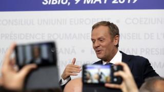 30% шанс за отмяна на Брекзит, вярва Доналд Туск